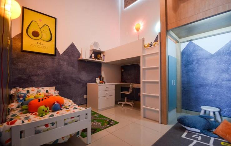 63 residence show unit 2019 - Sg. Pelek