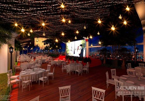 HXC Sky Garden Banquet hall