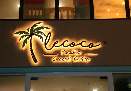 Lecoco - Paradise Coconut Cuisine 2019