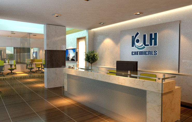 Award KLH Chemicals Office Constrution & Renovation