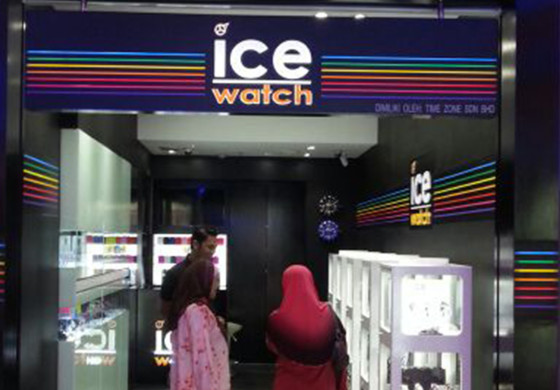 ICE WATCH Palm Mall - HABIB GROUP